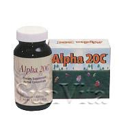 Alpha 20C